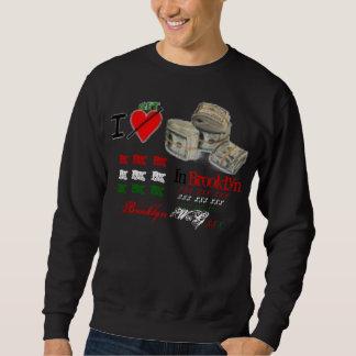 igetmoney, Brooklyn $ W@G - besonders angefertigt Sweatshirt