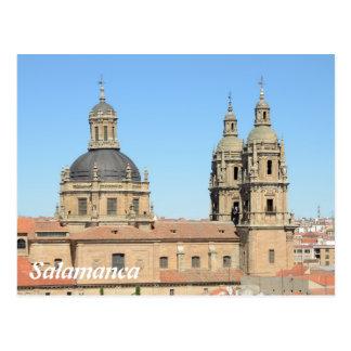 Iglesia de la Clerecia, Salamanca Postkarte