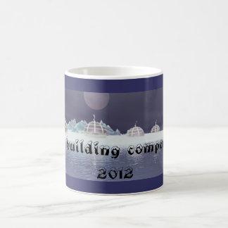 Iglu-Gebäude competition6. Kaffeetasse