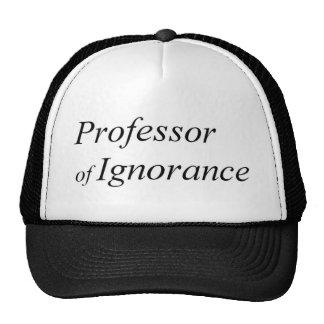 Ignorante T-Shirts für Fachleute Retrokult Cap