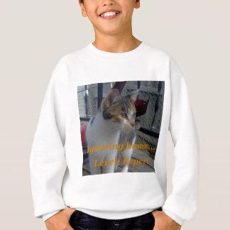 Ignorieren des Menschen Sweatshirt