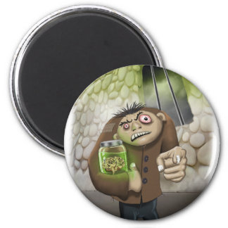 Igor hat den Gehirn-Magneten Runder Magnet 5,7 Cm