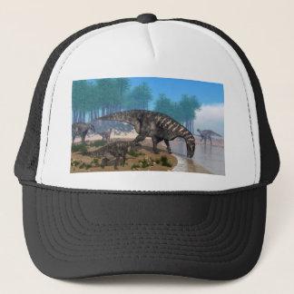 Iguanodon Dinosaurier Truckerkappe