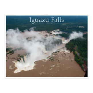 iguazu Antenne Postkarte