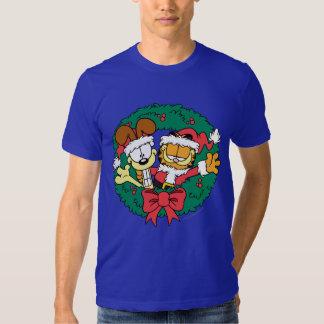Ihnen das Beste der Jahreszeit wünschen Hemden
