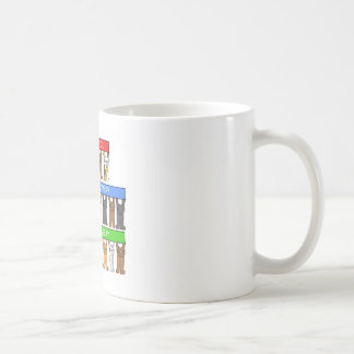 Ihnen eine schnelle Erholung von der angesagten Kaffeetasse