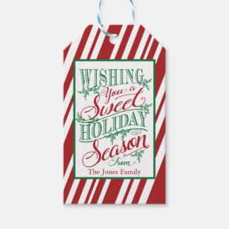 Ihnen einen süßen Ferienzeit-Geschenk-Umbau Geschenkanhänger