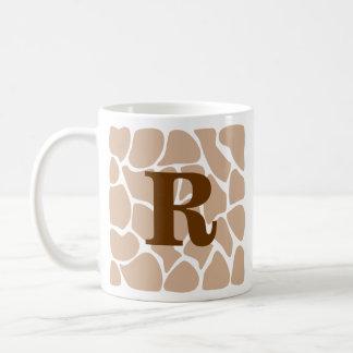 Ihr Brief. Kundenspezifischer Kaffeetasse
