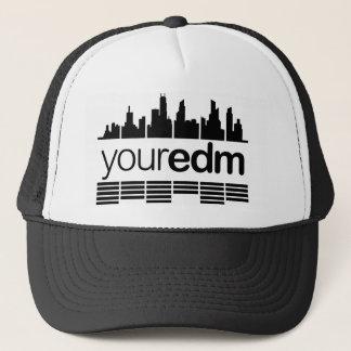 Ihr EDM Truckerkappe