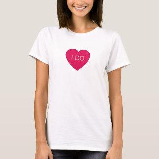 Ihr eigenes Süßigkeits-Herz-Gespräch T-Shirt