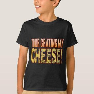 Ihr Gitter mein Blauschimmelkäse T-Shirt