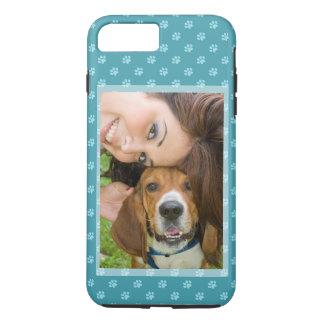Ihr Hund u. Sie Foto fertigen iPhone 8 Plus/7 Plus Hülle