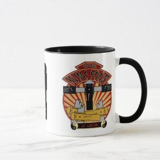 Ihr Kung Foos ist schwache Kaffee-Tasse Tasse