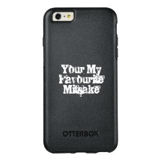 Ihr mein LieblingsMitsake OtterBox iPhone 6/6s Plus Hülle
