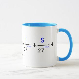 Ihr Name in PU - kundengerecht! Tasse