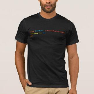 Ihr niedriges belongs_to: wir T-Shirt