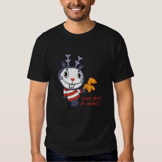 Ihr Platz oder Pantomime? Shirt