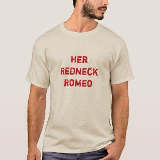 Ihr Redneck-Romeo-T - Shirt