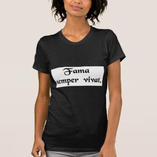 Ihr Ruhm dauert für immer T-Shirt