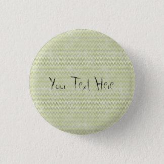 Ihr Text hier klein, 1 ¼ Zoll-runder Knopf Runder Button 3,2 Cm