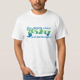Ihr wirklicher Anwesen-Agent 365 Tage im Jahr T-Shirt