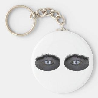 Ihre Augen sind wie Pools… Schlüsselanhänger
