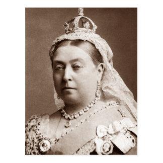Ihre Kaisermajestät die Königin-Kaiserin Victoria Postkarte