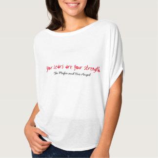 Ihre Narben sind Ihre Stärke - TMAHA T-Shirt