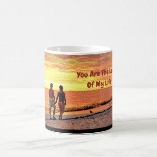 Ihre sind die Liebe meiner Leben-Tasse Kaffeetasse