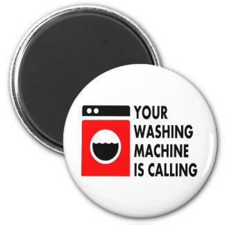 Ihre Waschmaschine nennt Runder Magnet 5,7 Cm