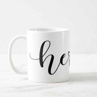 Ihrs Tasse