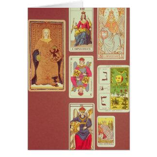 III die Kaiserin Karte