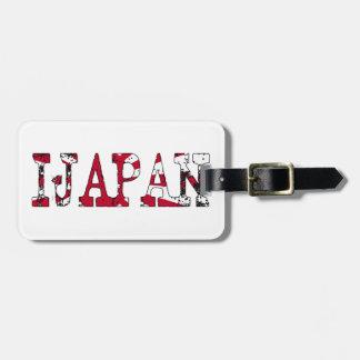 IJapan Kofferanhänger