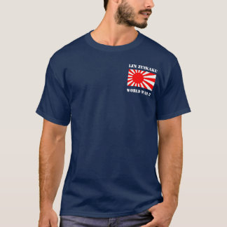 IJN Zuikaku Flugzeugträger-T-Stück T-Shirt