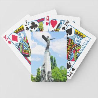 Ikarus Bicycle Spielkarten