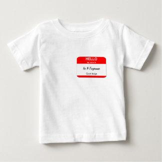 Ike N Fezyeronner Baby T-shirt