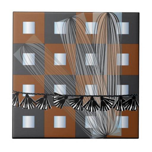 ikea spiegel quadrat fliese kleine quadratische fliese zazzle. Black Bedroom Furniture Sets. Home Design Ideas