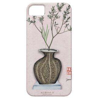 Ikebana 4 durch tony fernandes iPhone 5 case