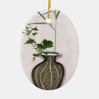 Ikebana 5 durch tony fernandes keramik ornament