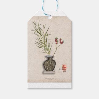 ikebana 8 durch tony fernandes geschenkanhänger