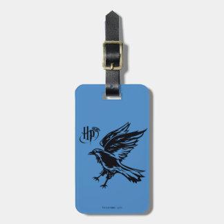 Ikone Harry Potters | Ravenclaw Eagle Kofferanhänger