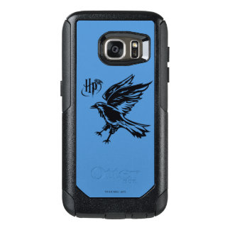 Ikone Harry Potters | Ravenclaw Eagle OtterBox Samsung Galaxy S7 Hülle