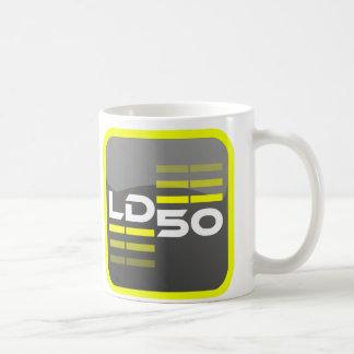 Ikone LD50/Prehiti Labradore LLC-Logo Kaffeetasse