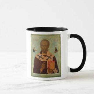 Ikone von Sankt Nikolaus Tasse