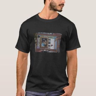Ikonenhaftes Duke Ellington-Wandgemälde, T-Shirt