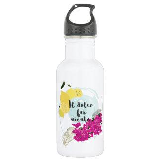 IL-dolce far niente Trinkflasche