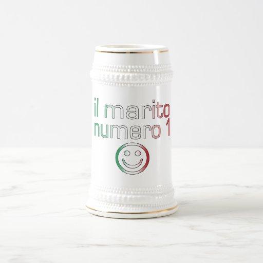 IL Marito Numero 1 - Ehemann der Nr.-1 auf italien Haferl