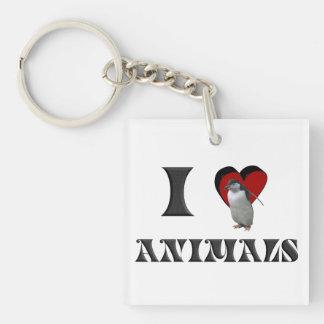 ILA pinguin Schlüsselanhänger