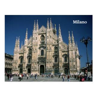 """""""ILDuomo, Mailand"""" Postkarte"""