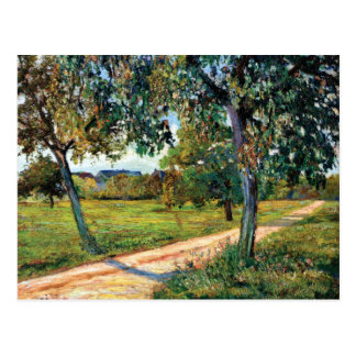 Ile de France-Landschaftsmalerei Postkarten